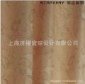 厂家直销日本SINCOL进口 客厅 半遮光印花 定宽6204窗帘