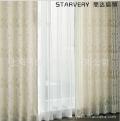 厂家直销日本SINCOL进口 卧室 遮光高雅印花 定宽6187 窗帘